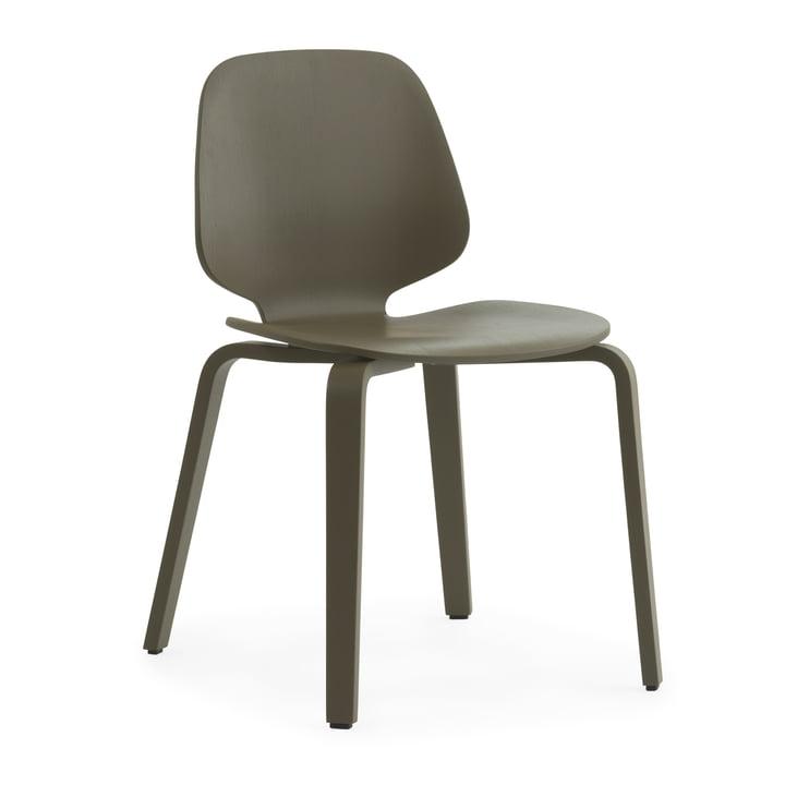 My Chair von Normann Copenhagen in moss