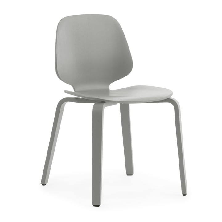 My Chair von Normann Copenhagen in hellgrau