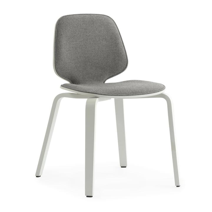 My Chair von Normann Copenhagen in weiß / Main Line Flax 02 Archway