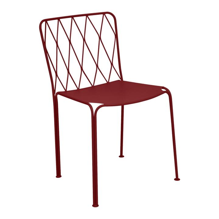 Kintbury Stuhl von Fermob in ockerrot