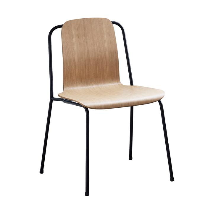 Studio Chair von Normann Copenhagen in schwarz / Eiche