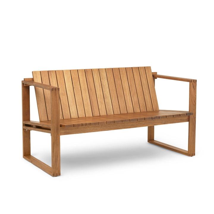BK12 Lounge Sofa von Carl Hansen in Teak geölt