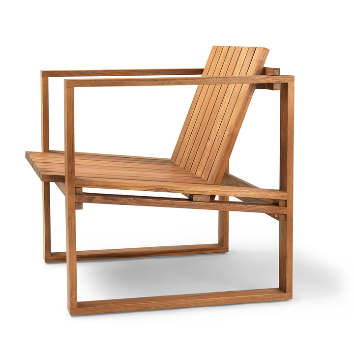BK11 Lounge Chair von Carl Hansen in Teak geölt