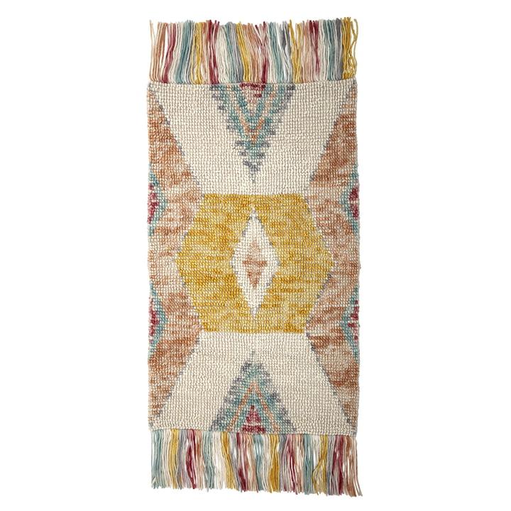 Teppich L 150 x W 90 cm von Bloomingville in multi-color