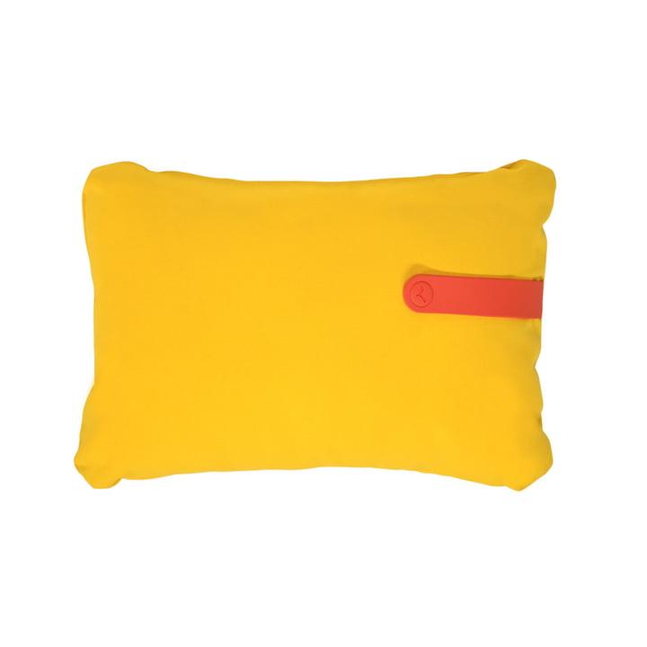 Color Mix Outdoor-Kissen 44 x 30 cm von Fermob in tukangelb