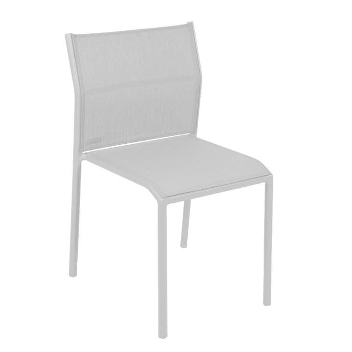 Cadiz Stuhl von Fermob in baumwollweiß