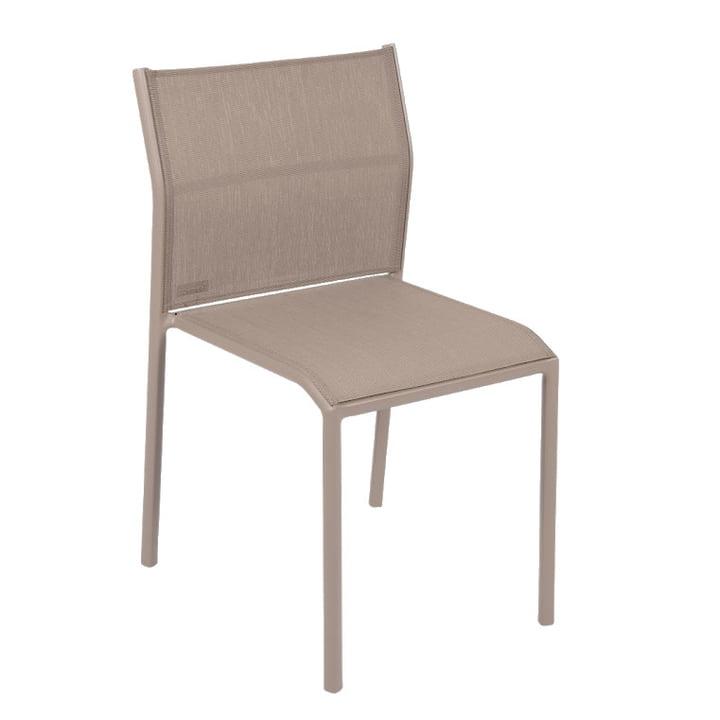 Cadiz Stuhl von Fermob in muskat