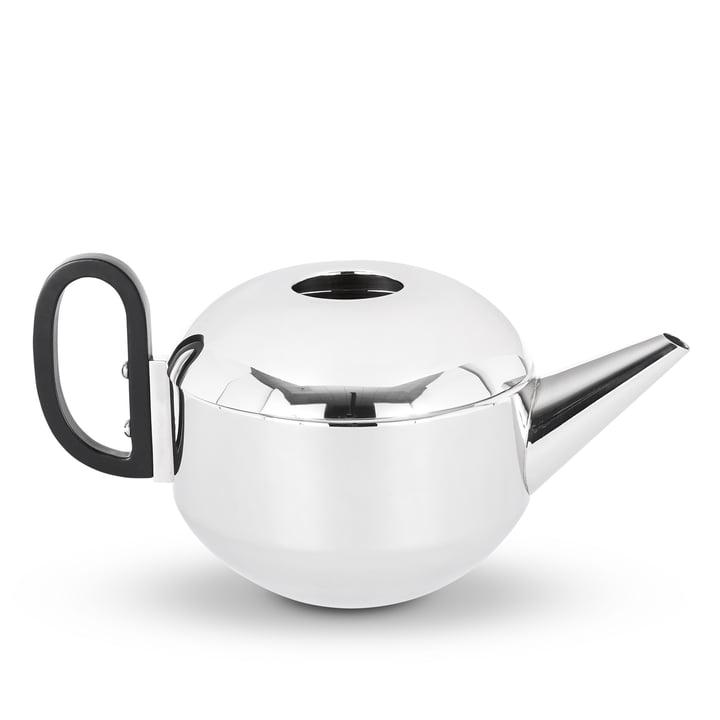 Form Teekanne von Tom Dixon aus Edelstahl