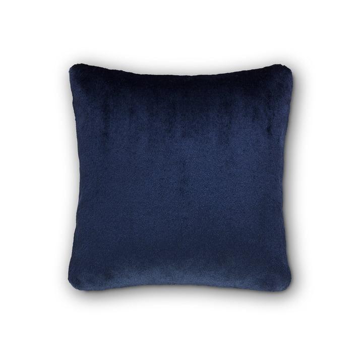Soft Kissen, von Tom Dixon, 43 x 43 cm in blau