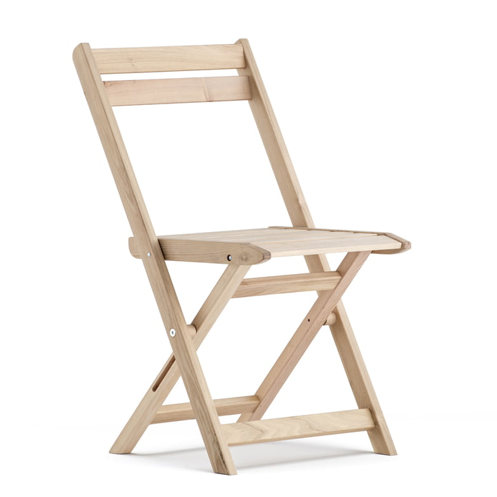 Marian Wooden Chair in Robinie von Fiam