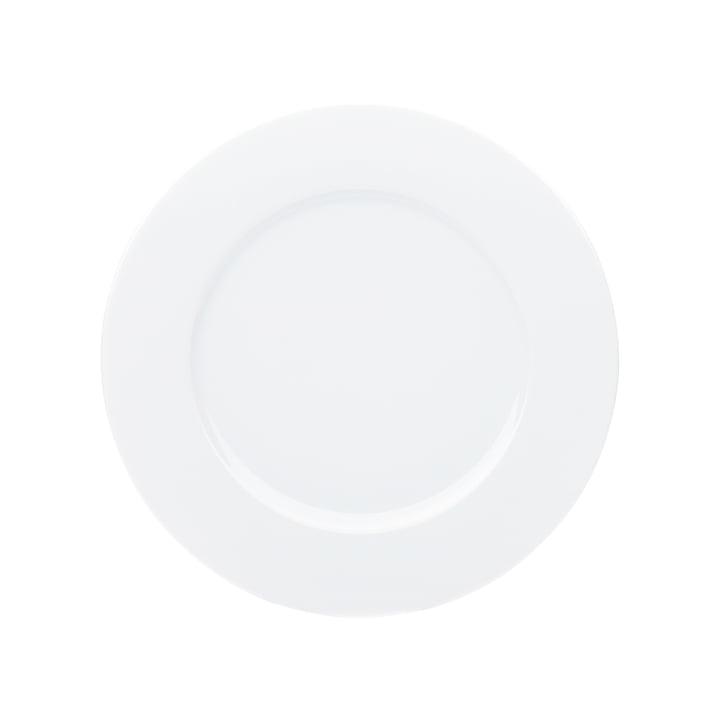 Aronda Frühstücksteller Ø 21 cm von Kahla in weiß