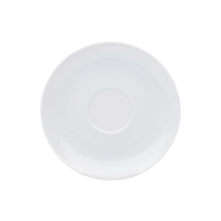 Aronda Untertasse Ø 15 cm in weiß von Kahla