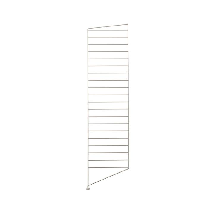 Bodenleiter für String Regal 115 x 30 cm von String in beige