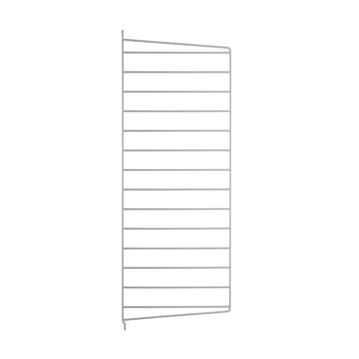 Wandleiter für String Regal 75 cm von String in Grau