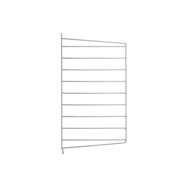 Wandleiter für String Regal 50 x 30 cm von String in verzinkt