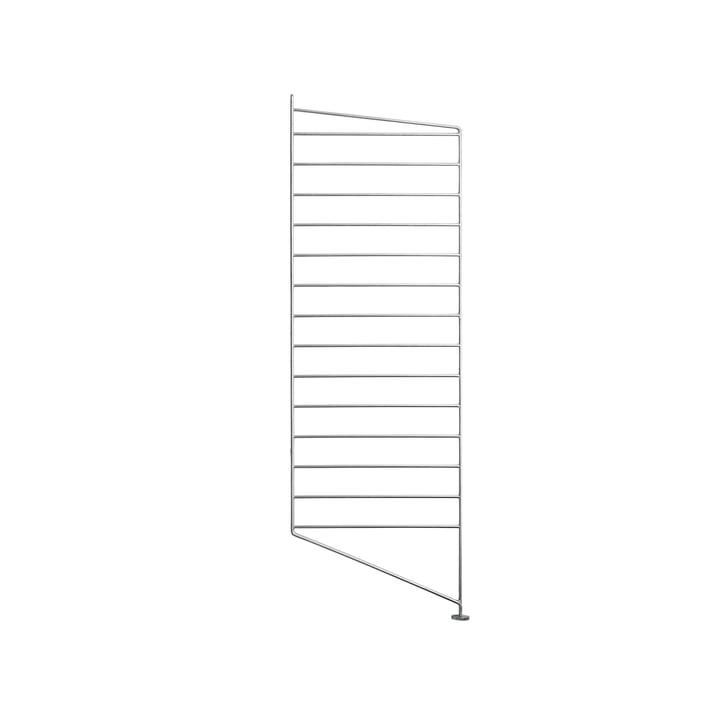 Bodenleiter für String Regal 85 x 30 cm von String in verzinkt
