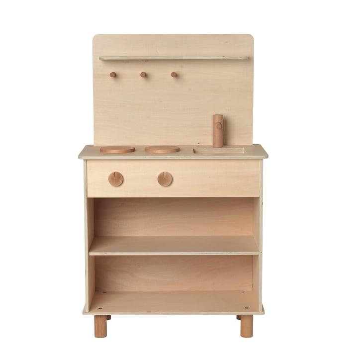 Toro Spielküche in Buche von ferm Living