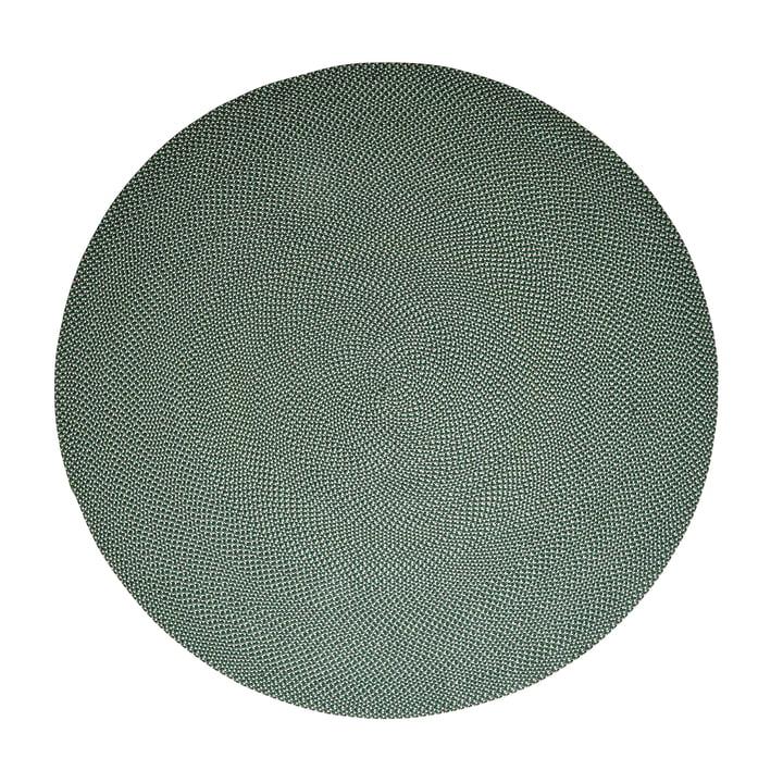 Defined Outdoor Teppich Ø 200 cm von Cane-line in grün