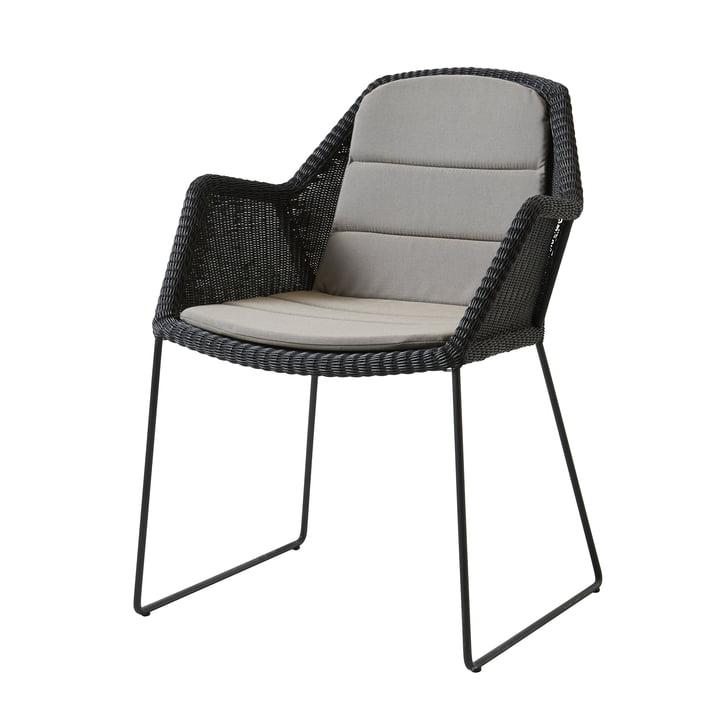 Sitzauflage für Breeze Sessel (5467) von Cane-line in taupe