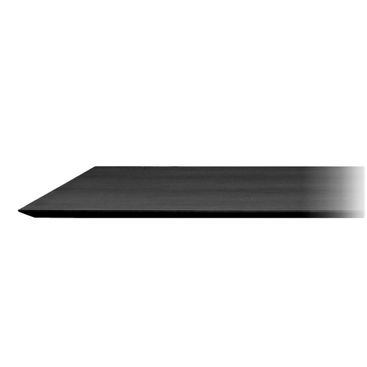 Mingle Tischplatte rechteckig, Eiche schwarz von ferm Living