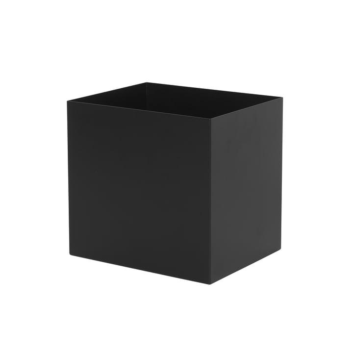Behälter für Plant Box in schwarz von ferm Living