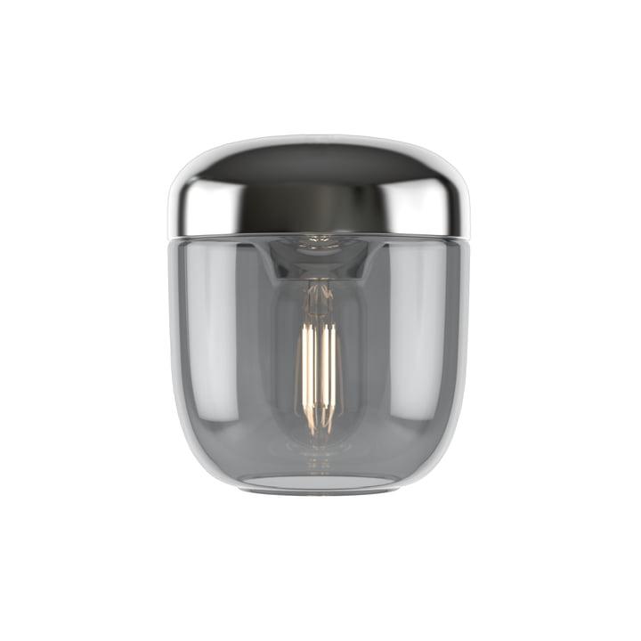 Acorn Leuchte von Umage in Stahl poliert / smoked