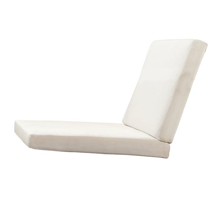 Sitzauflage für BK11 Lounge Chair von Carl Hansenin Sunbrella canvas 5453