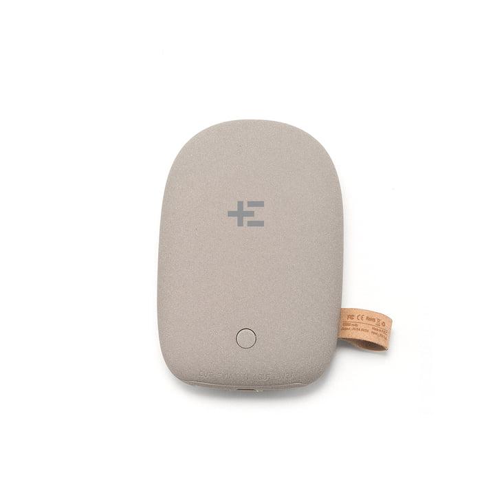 Pureva Rock Powerbank L, 2 USB-Anschlüsse / 7500 mAh, grau von Terra Nation