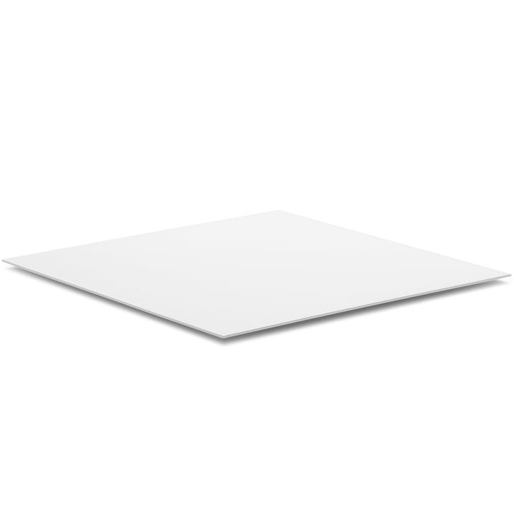 Base für Kubus 8, 30 x 30 cm von by Lassen in weiß