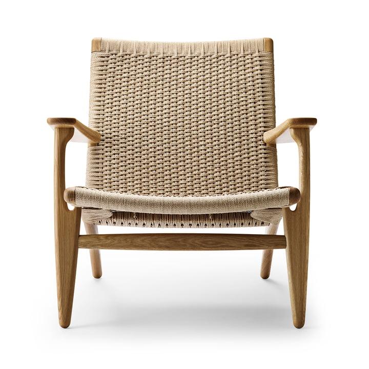 CH25 Sessel von Carl Hansen in Eiche geölt / natur
