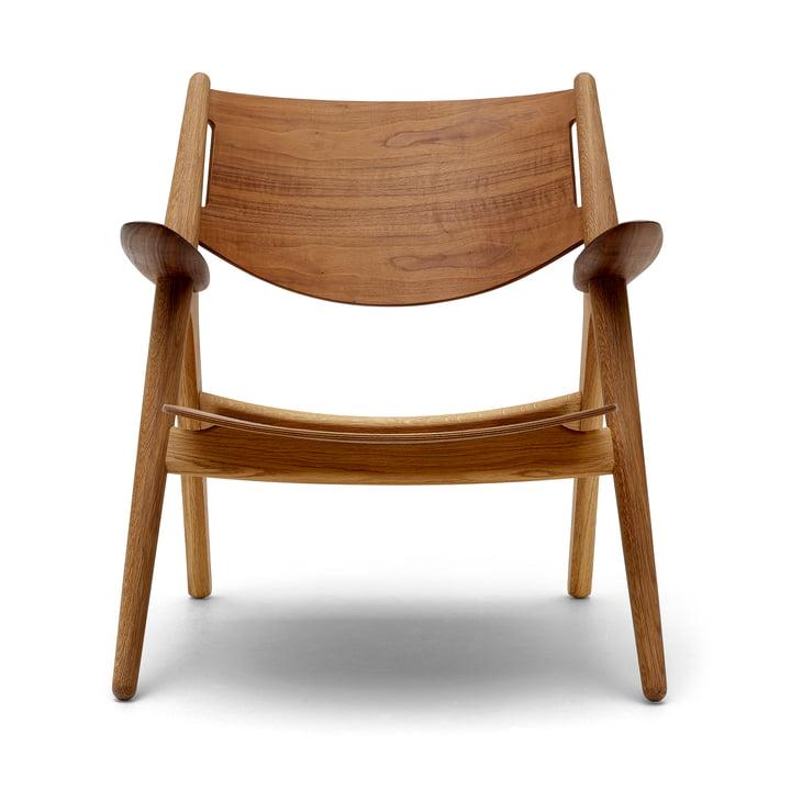 CH28T Lounge Stuhl vom Carl Hansen in Eiche geölt