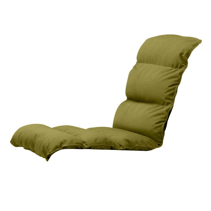 Auflage für S 35 N Stuhl (All Seasons) in limette von Thonet