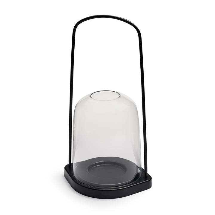 Bell Windlicht Ø 30 cm von Skagerak in anthrazit