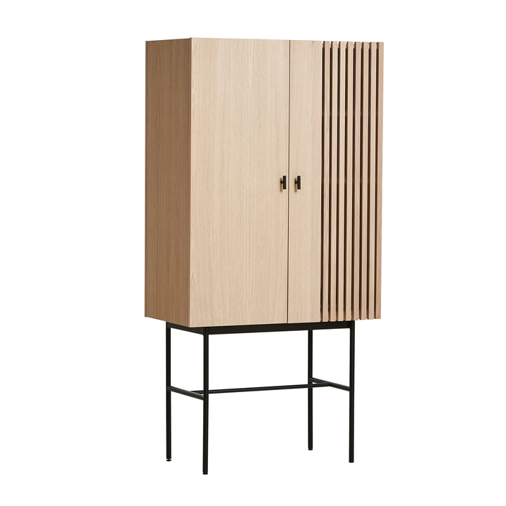 Array Highboard 80 cm in Eiche von Woud