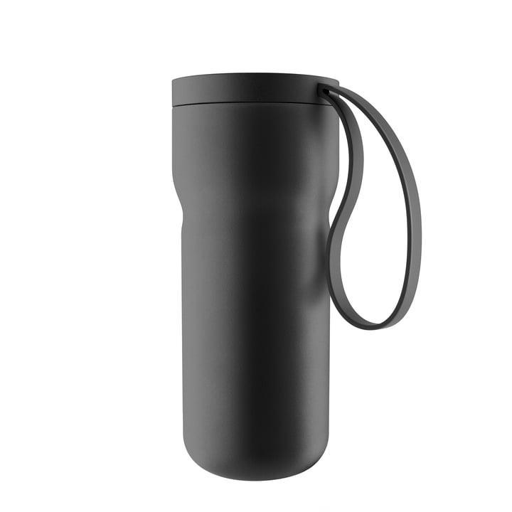 Nordic Kitchen Thermo-Teebecher von Eva Solo in schwarz