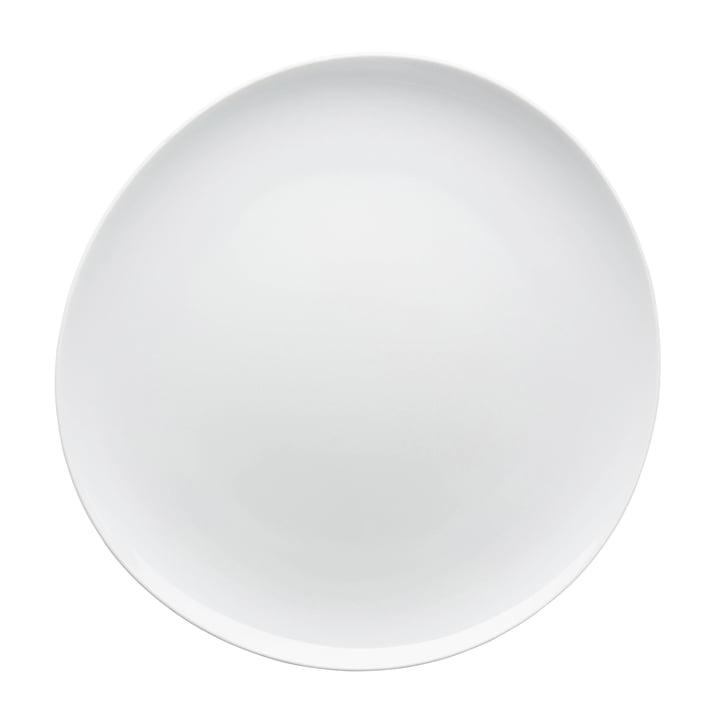 Junto Teller Ø 27 cm flach von Rosenthal in weiß