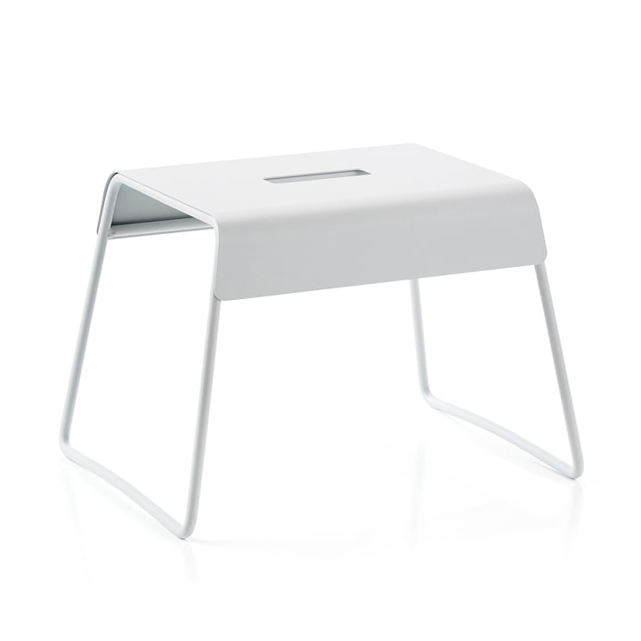 A-Stool in soft grey von Zone Denmark