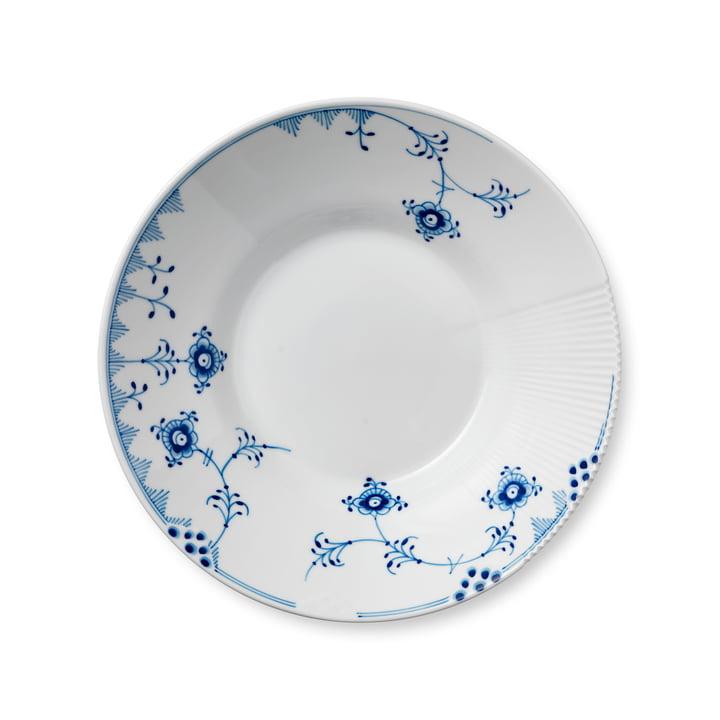 Elements Blau Suppenteller tief Ø 25 cm von Royal Copenhagen