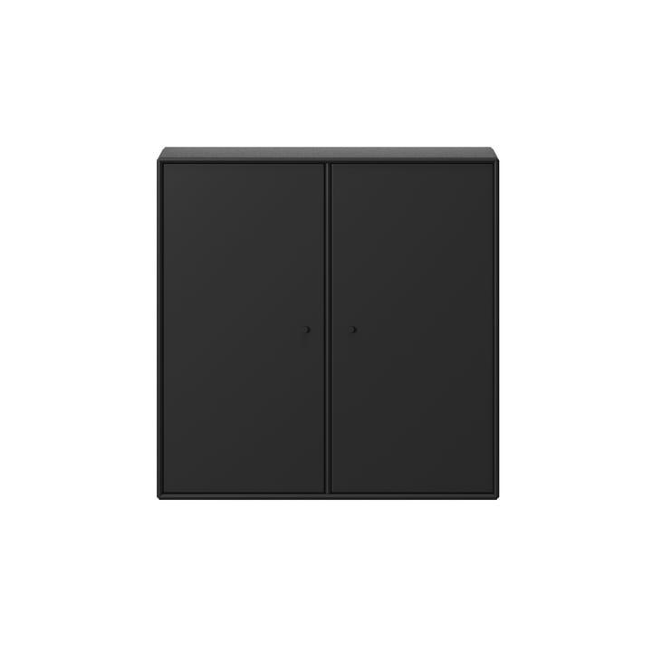 Cover Schrank mit Aufhängung von Montana in schwarz