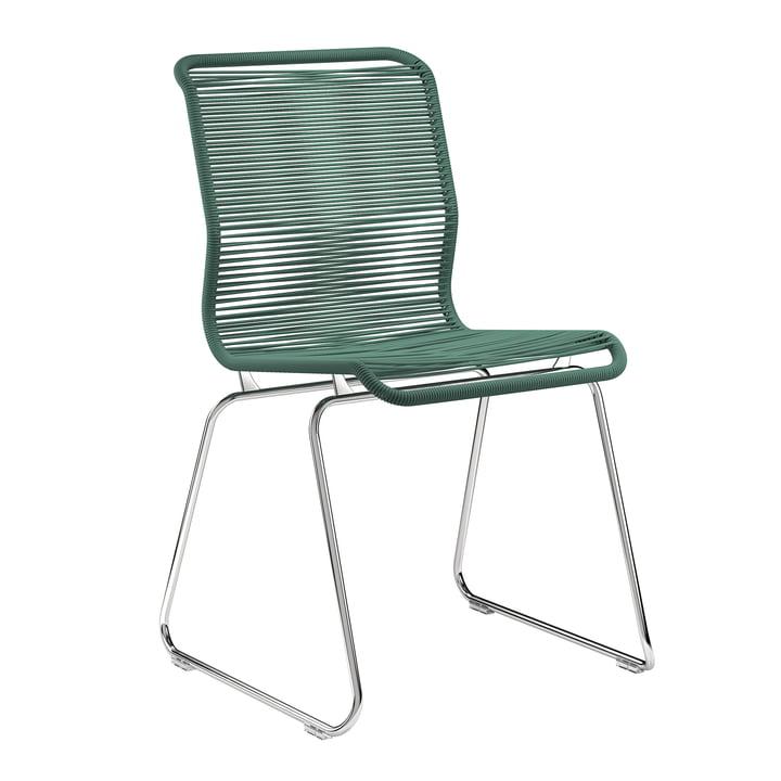 Panton One Stuhl von Montana in Holmes / Chrom