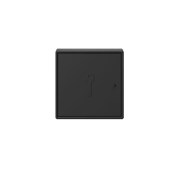 Unlock Schlüsselschrank mit Wandaufhängung von Montana in schwarz