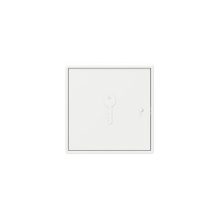 Unlock Schlüsselschrank mit Wandaufhängung von Montana in new white