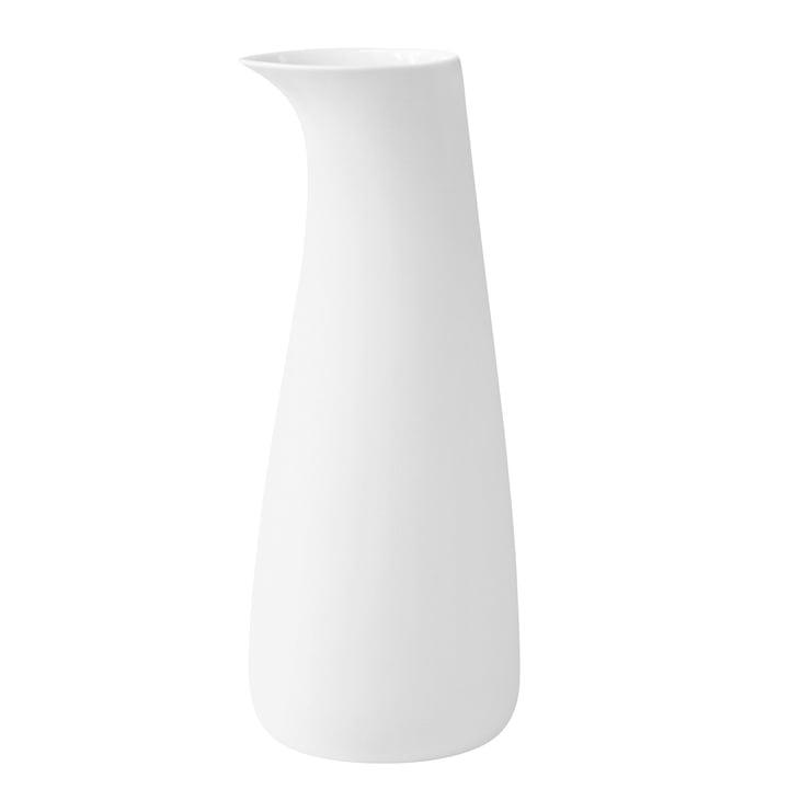 Foster Karaffe 1,2 l von Stelton in weiß