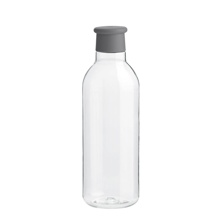 Drink-It Wasserflasche 0.75 l von Rig-Tig by Stelton in grau