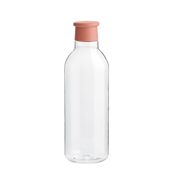 Drink-It Wasserflasche 0.75 l von Rig-Tig by Stelton in misty rose