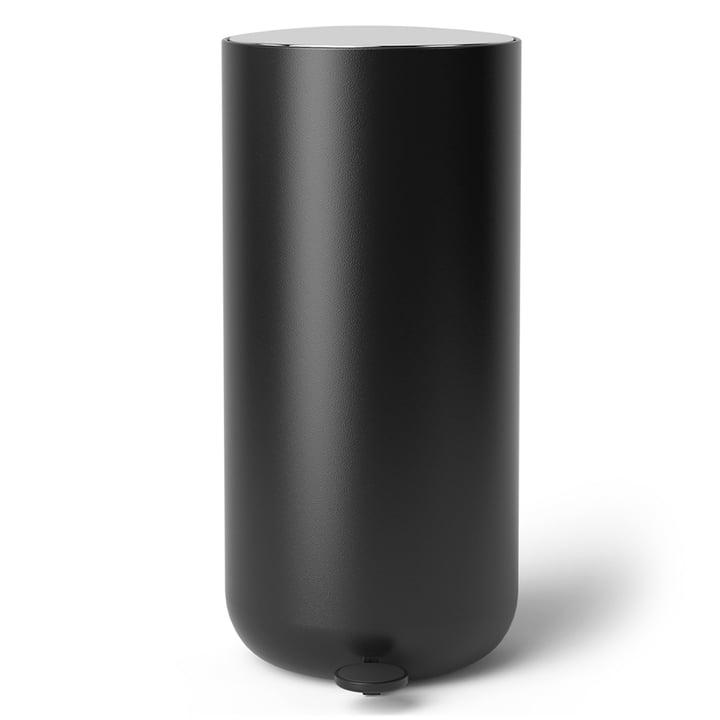 Pedal Abfalleimer 30 l von Menu in schwarz