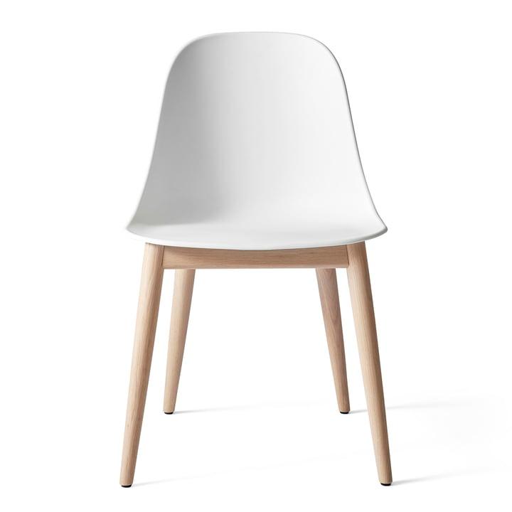 Harbour Dinnig Side Chair in Eiche natur / weiß von Menu