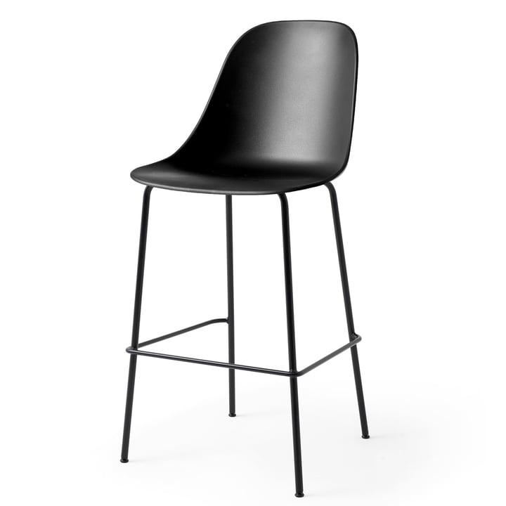 Harbour Bar Side Chair schwarz von Menu
