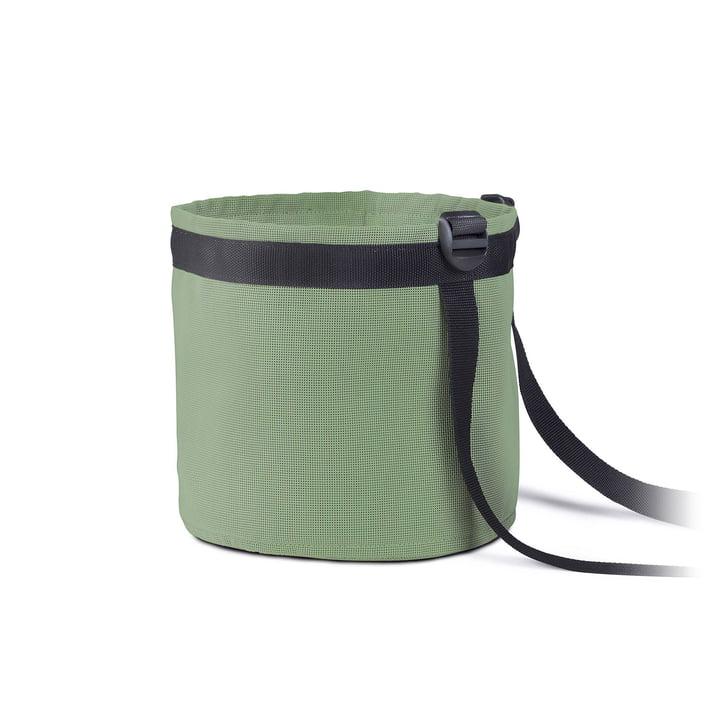 Pot Balkon Pflanztasche 10 l von Bacsac in olive
