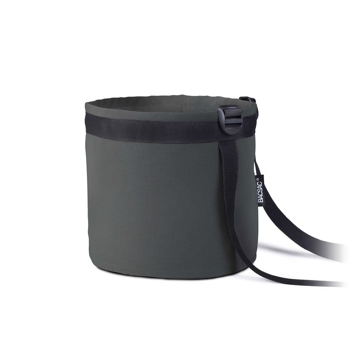 Pot Balkon Pflanztasche 10 l von Bacsac in asphalt